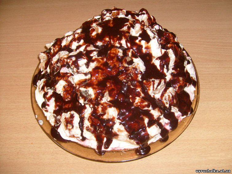 Торт мальчик кучерявый рецепт пошагово